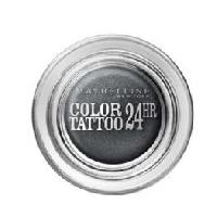Contour Des Yeux GEMEY MAYBELLINE Color tattoo 55 immortal charcoal