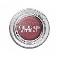 Contour Des Yeux GEMEY MAYBELLINE Color tattoo 70 metallic pomegranate
