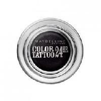 Contour Des Yeux GEMEY MAYBELLINE Color tattoo Fard a paupieres 60 timeless noir