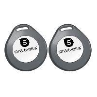 Controle D?acces SMARTWARES Kit 2 badges NFC pour alarme NFC SA78T-2