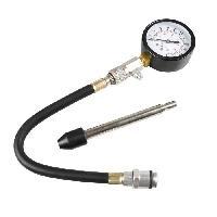 Controleur De Pression Testeur de compression pour moteur essence - 0 a 20.26 Bar - 33 cm