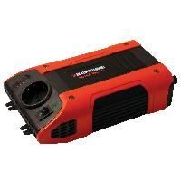 Convertisseur Auto Black et Decker BDPC400 Transformateur 12V 230V 400W 12A - Black & Decker