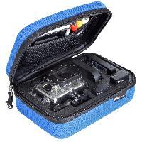 Coque - Housse - Etui Photo - Optique Case XS Mallette pour Go Pro - Bleu