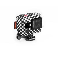 Coque - Housse - Etui Photo - Optique XSORIES Housse en néoprene pour GoPro Tuxsedo - Noir et Blanc