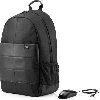 Coque - Housse HP Sacoche de transport et souris optique - Classic Briefcase et - 15.6 -