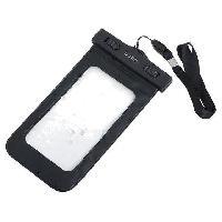Coque - Housse Housse impermeable pour tablette - noire - 100x190mm - LogiLink