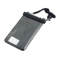 Coque - Housse Housse impermeable pour tablette - noire - 165x250mm - LogiLink