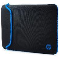 Coque Pour Ordinateur Portable - Housse Pour Ordinateur Portable Housse de protection ordinateur portable - Chroma reversible - 11.6 - Bleu Noir