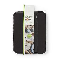 Coque Pour Ordinateur Portable - Housse Pour Ordinateur Portable Housse pour Ordinateur Portable - 13 - 14 - Neoprene - Noir-Anthracite ALPEXE-2625 - Nedis