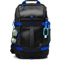 Coque Pour Ordinateur Portable - Housse Pour Ordinateur Portable Sac a dos pour ordinateur portable - Odyssey Sport Backpack - 15.6 - Noir Bleu