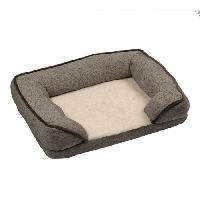 Corbeille - Panier - Coussin - Hamac DUVO Sofa Snuggle - 90x70 cm - Brun - Pour chien