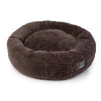 Corbeille - Panier - Coussin - Hamac FUZZYARD Lit Esquimau Truffle M - 60 x 62 cm - Pour chien