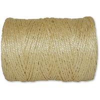 Corde - Sangle - Sandow - Chaine Ficelle en sisal - L 180 m x O 2.8 mm