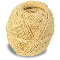 Corde - Sangle - Sandow - Chaine Ficelle en sisal - L 90 m x O 2 mm