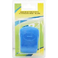 Cosses Batteries 1 cosse rapide batterie borne moins - Bleu - ADNAuto