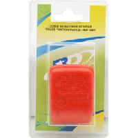 Cosses Batteries 1 cosse rapide batterie borne plus - Rouge - ADNAuto
