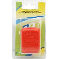 Cosses Batteries 1 cosse rapide batterie borne plus - Rouge ADNAuto