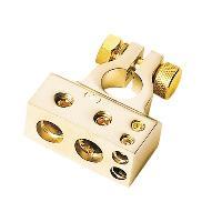 Cosses Batteries Cosse de Batterie Borne plus 1x 35mm2 1x 20 mm2 2x10mm2