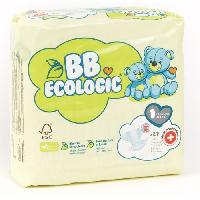 Couche Jetable - Couche D?apprentissage BEBE ECOLOGIC - Couches taille 1 - 27 couches