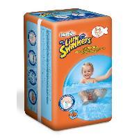Couche Jetable - Couche D?apprentissage Little Swimmers Taille 5-6 x11