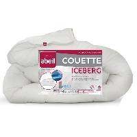 Couette ABEIL Couette légere ICEBERG 240x260cm