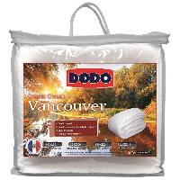 Couette Couette chaude Vancouver 400 grm2 200x200 cm blanc