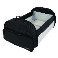 Couffin Et Support BABY SUN Simple Bed Couffin Nomade Noir