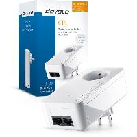 Courant Porteur - Cpl DEVOLO CPL 8120 dLan 1000duo+ Blanc