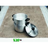 Couscoussier Couscousier - Aluminium - 10 l - Generique