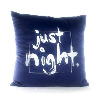 Coussin ANDORA Coussin Just night - 45x45 cm - Déhoussable