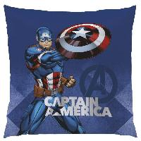 Coussin Coussin 100 polyester AVENGERS BATTLE 40x40cm