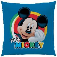 Coussin Coussin 100 polyester MICKEY STORY 40x40cm - Aucune