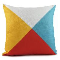 Coussin Et Housse ANDORA Coussin dehoussable Emery - 45x45 cm - Multicolore