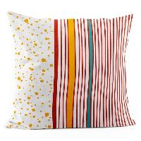 Coussin Et Housse ANDORA Coussin dehoussable Kelly - 45x45 cm - Multicolore