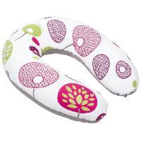 Coussin Grossesse - Allaitement BABYMOOV Coussin de Maternité Doomoo Flower Prune