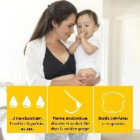 Coussinet D'allaitement MEDELA Safe et Dry Coussinets d'allaitement ultra-absorbants a usage unique x30