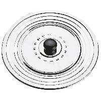 Couvercle Vendu Seul EQUINOX Couvercle anti-projection - 28-30-32 cm - Gris