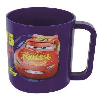 Couverts Bebe CARS Mug - Bleu et rouge