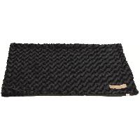 Couverture - Plaid M-PETS Couverture Shetland S - 75x50cm - Noir - Pour chien - M Pets
