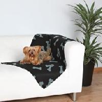 Couverture - Plaid TRIXIE Couverture doublée Beany pour chien