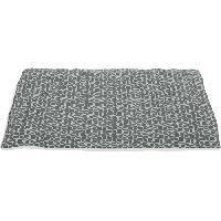Couverture - Plaid ZOLUX Plaid Bagatelle - 88 x 59 cm - Gris - Pour chien