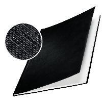Couverture - Protege-document 10 Couvertures Rigides 24.5 mm Noir