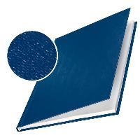 Couverture - Protege-document 10 Couvertures Rigides 28.0 mm Bleu