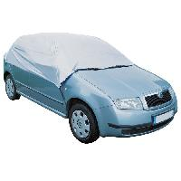 Couverture De Protection Vehicule - Bache Vehicule CUSTO AUTO Demi Housse Auto - Habitacle - XL (343 x 168 x 61 cm)
