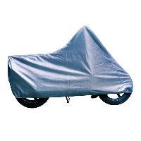 Couverture De Protection Vehicule - Bache Vehicule Housse de protection Moto - Taille M - ADNAuto