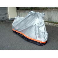 Couverture De Protection Vehicule - Bache Vehicule Housse moto ? bache moto EUFAB