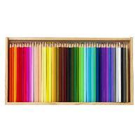 Crayon De Couleur - Craie Grasse Crayons de coloriage - 48 pieces