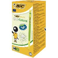 Crayon Graphite - Mine  BIC Matic ECOlutions Porte-Mines 0.7 mm HB - Couleurs Assorties. Boîte de 50 - Betadine