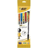 Crayon Graphite - Mine  Porte mine BIC matic classic hb 0.7 x5