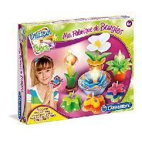 Creation De Bougie CLEMENTONI Createur de talents - Ma Fabrique a Bougies - Loisirs creatifs